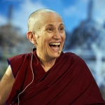 Venerable Thubten Chodron underviser i Phendeling